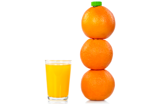 216. Är det bättre att äta frukten än att dricka den?